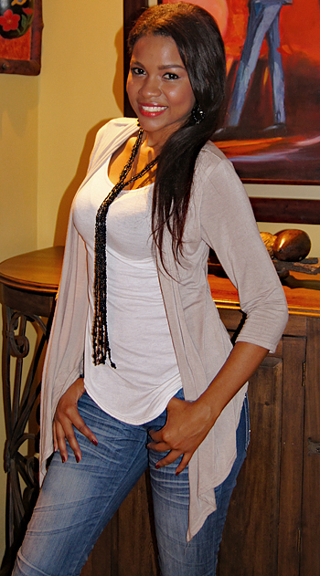 Attractive Latin women one can meet at International Introductions